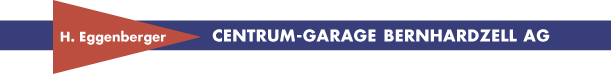 Centrum Garage Bernhardzell AG